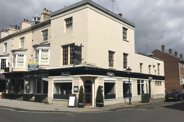 Thumbnail Restaurant/cafe to let in Oxford Street, Southampton