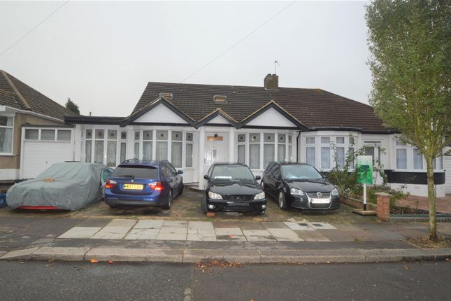 Thumbnail Bungalow for sale in Whitney Avenue, Ilford