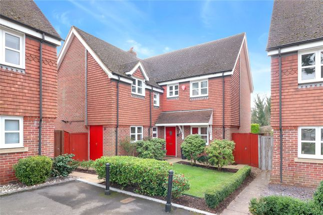 Thumbnail Detached house for sale in Barley Brow, Watford