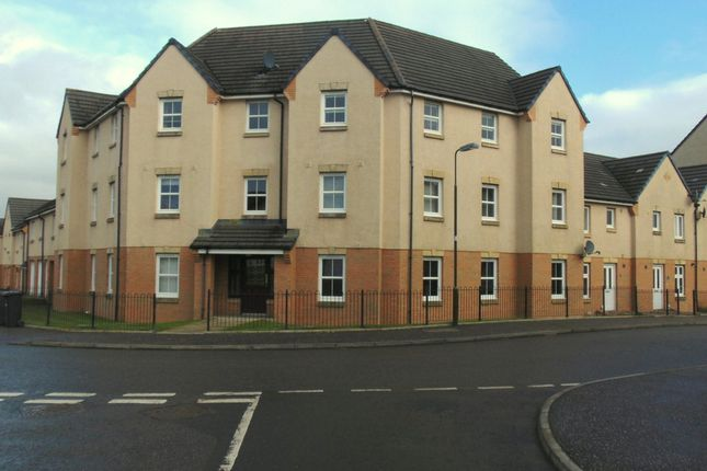 Thumbnail Flat to rent in Russell Road, Bathgate