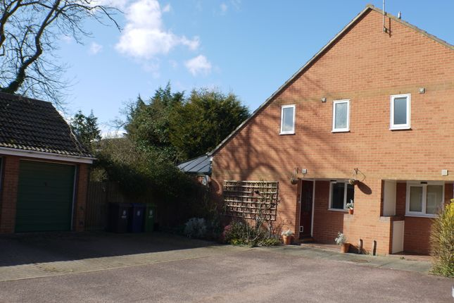 Thumbnail Semi-detached house to rent in St Georges Way, Impington