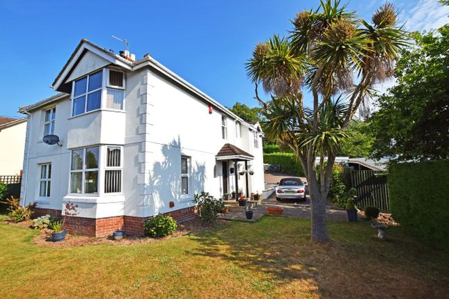 Thumbnail Detached house for sale in Manor Road, Bishopsteignton, Teignmouth
