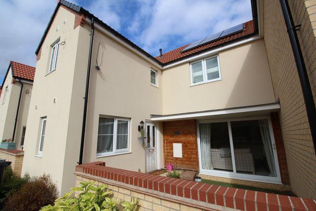 Thumbnail Terraced house to rent in Bridle Close, Barleythorpe, Oakham