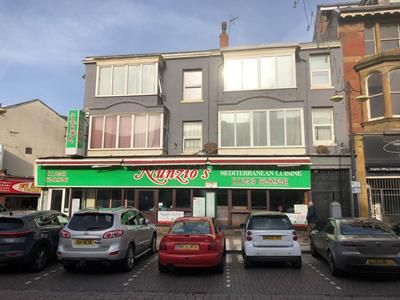 Thumbnail Commercial property for sale in Queen Street, Blackpool