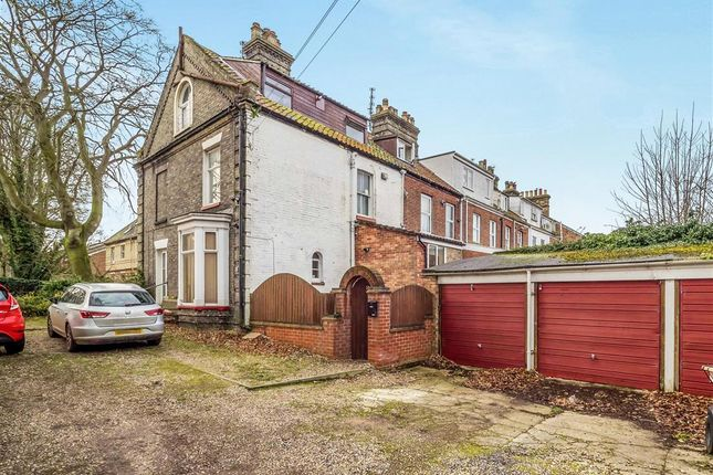 Thumbnail Flat for sale in Earlham Road, Norwich