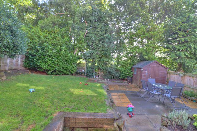 Garden of Brancepeth Close, West Denton Park, Newcastle Upon Tyne NE15