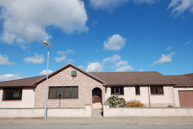 Thumbnail Detached bungalow for sale in Newfield Drive, Elgin