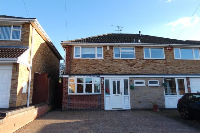 Semi-detached house in  Bridlewood  Streetly  Sutton Coldfield  Birmingham