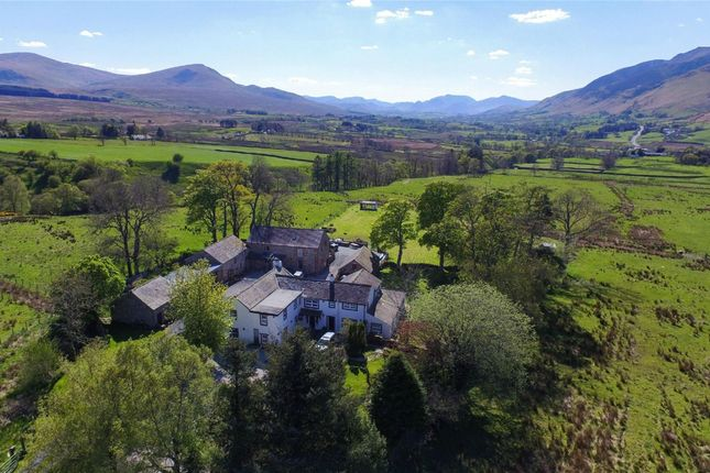 Thumbnail Detached house for sale in Lane Head Farm Country Guest House, Troutbeck, Penrith, Cumbria