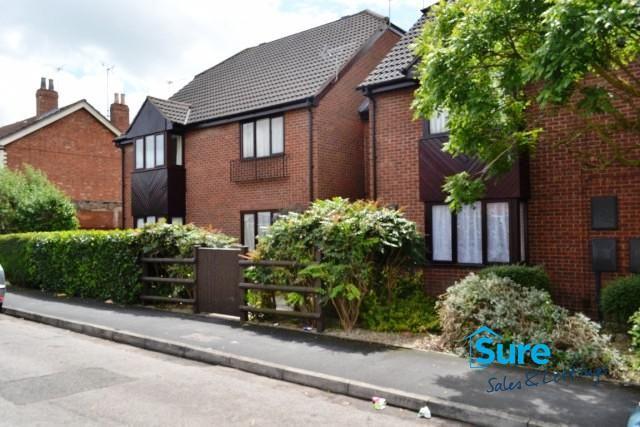 1 bed flat to rent in Frampton Road, Linden, Gloucester GL1