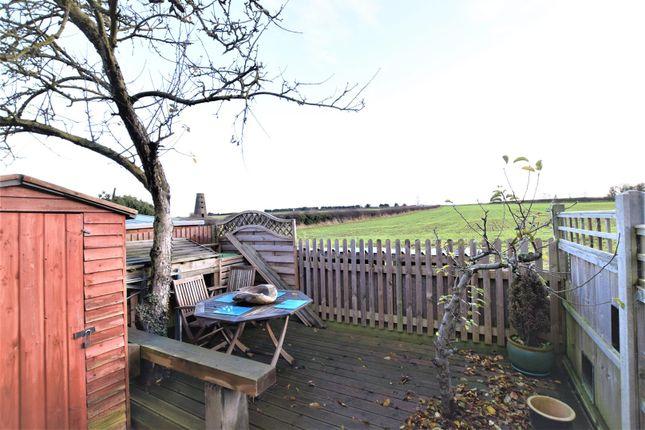Field Views of Station Road, South Luffenham, Rutland LE15