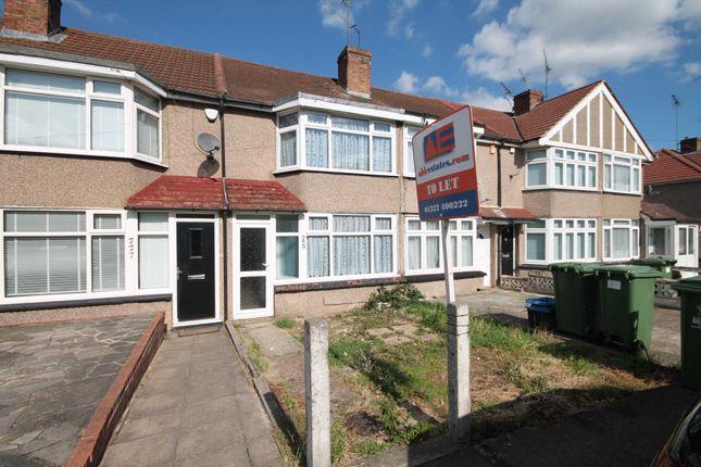 Thumbnail Property to rent in Parkside Avenue, Barnehurst, Kent