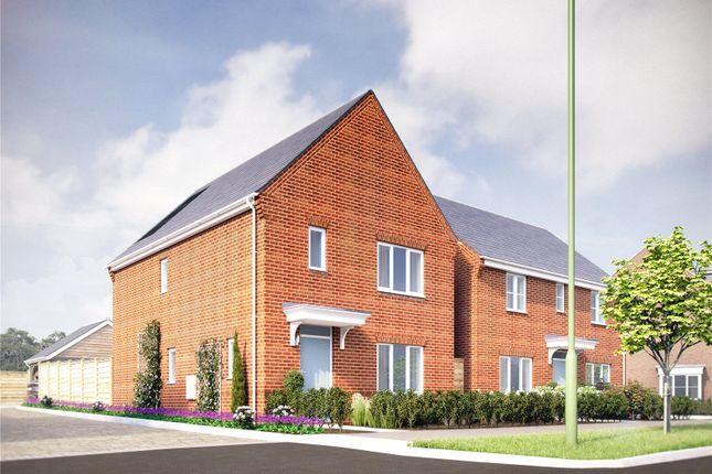 Thumbnail Detached house for sale in Addington, Pembers Hill Park, Mortimers Lane, Fair Oak