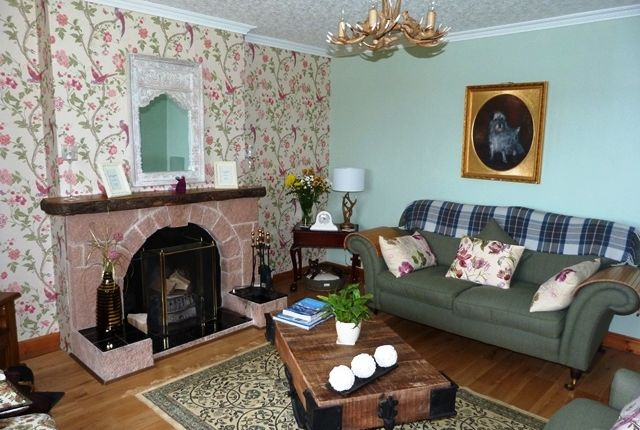 Living Room of Upper Bayble, Isle O HS2