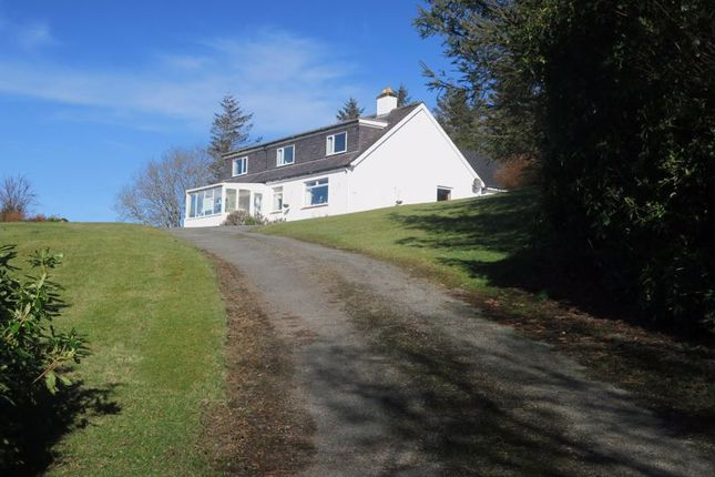 Thumbnail Property for sale in Kensaleyre, Portree