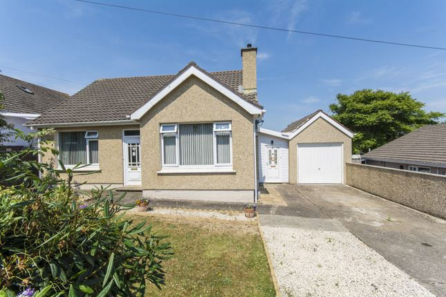 Thumbnail Detached bungalow for sale in Romilly Crescent, Milford Haven