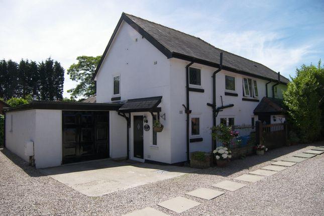 Thumbnail Cottage for sale in Park Terrace, Wrea Green, Preston