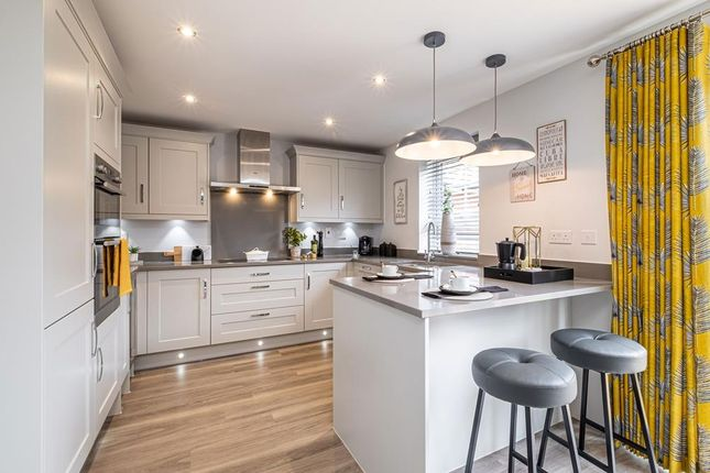 """Thumbnail Detached house for sale in """"Lamberton ( Ashp)"""" at Westover, Nunney, Frome"""