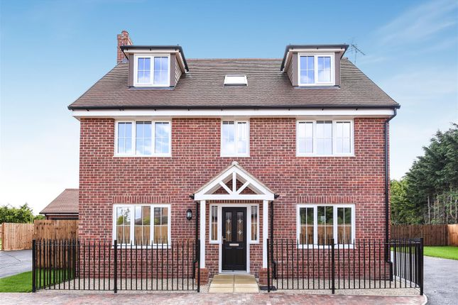 Thumbnail Detached house for sale in Cootes Lane, Fen Drayton, Cambridge