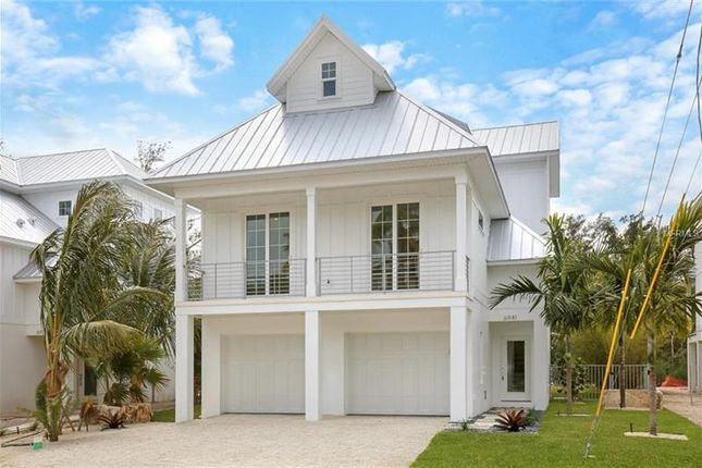 Thumbnail Property for sale in 6933 Longboat Dr S, Longboat Key, Florida, 34228, United States Of America