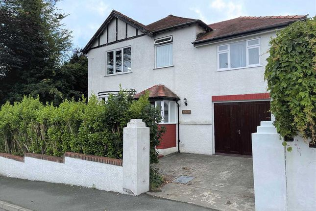 Thumbnail Detached house for sale in Royal Avenue, Onchan, Isle Of Man