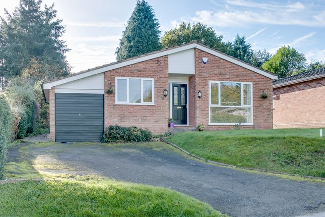 Thumbnail Detached bungalow to rent in Dodford Road, Bournheath, Bromsgrove