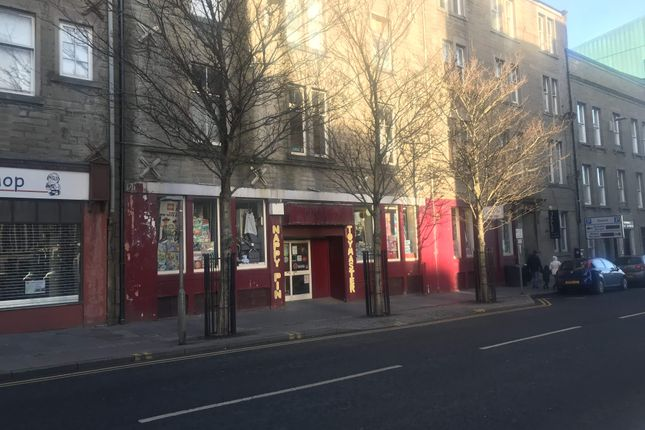 Thumbnail Retail premises for sale in 13-17 Commercial Street, Dundee