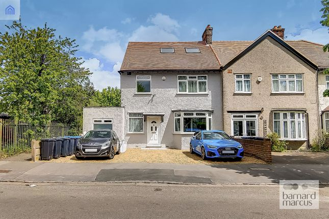 Thumbnail Semi-detached house for sale in Norbury Avenue, London