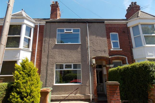 Thumbnail Flat for sale in Abbey Drive East, Grimsby