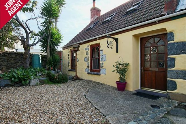 Thumbnail Semi-detached house for sale in 1 St Helene, South Quay, St Sampson's