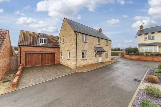 Thumbnail Detached house to rent in Little Addington, Kettering, Northants