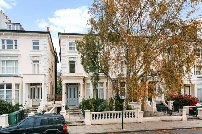 Exterior of Belsize Square, London NW3