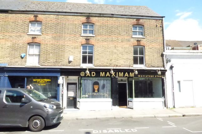 Thumbnail Retail premises to let in Stone Street, Gravesend