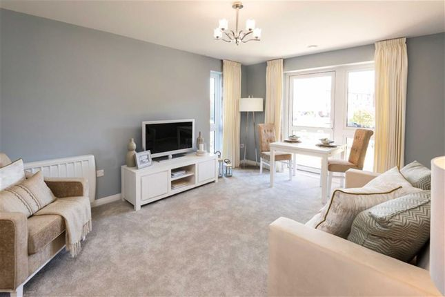 Thumbnail Flat for sale in Barnacre Road, Longridge, Preston