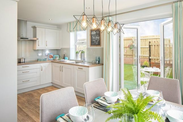 """3 bed detached house for sale in """"Hatton"""" at St. Georges Way, Newport PO30"""