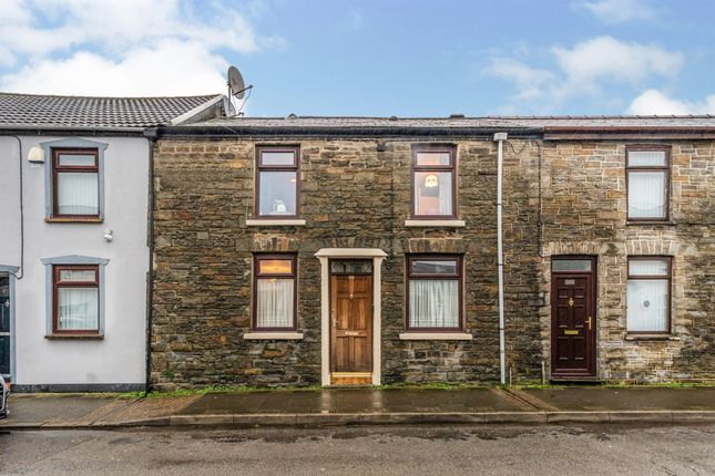 3 bed terraced house for sale in Brecon Road, Merthyr Tydfil CF47