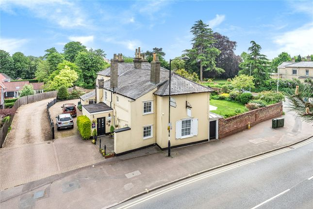Thumbnail Detached house for sale in Ipswich Road, Stowmarket, Suffolk