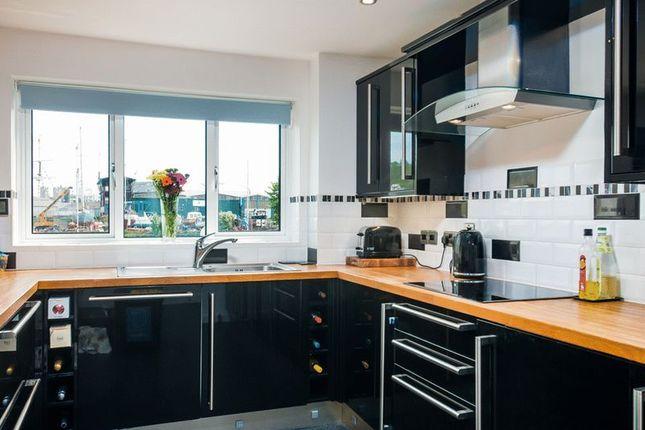 Kitchen of Portland Court, Cumberland Close, Bristol BS1