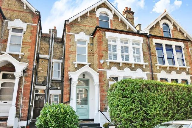 Thumbnail Terraced house to rent in Halesworth Road, Lewisham