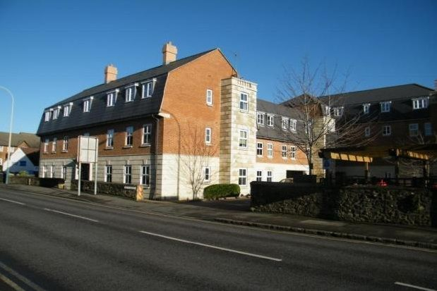 Thumbnail Flat to rent in Marlborough Road, Swindon