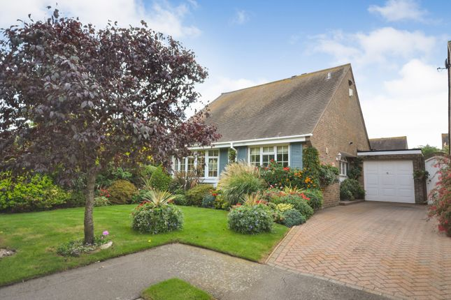 Thumbnail Detached bungalow for sale in Wannock Gardens, Polegate