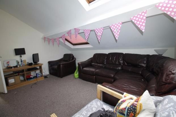 Thumbnail Terraced house to rent in Broomhall Road, Sheffield, South Yorkshire