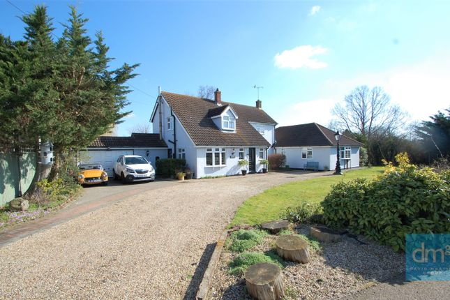Thumbnail Detached house for sale in D'arcy Road, Tolleshunt Knights, Maldon