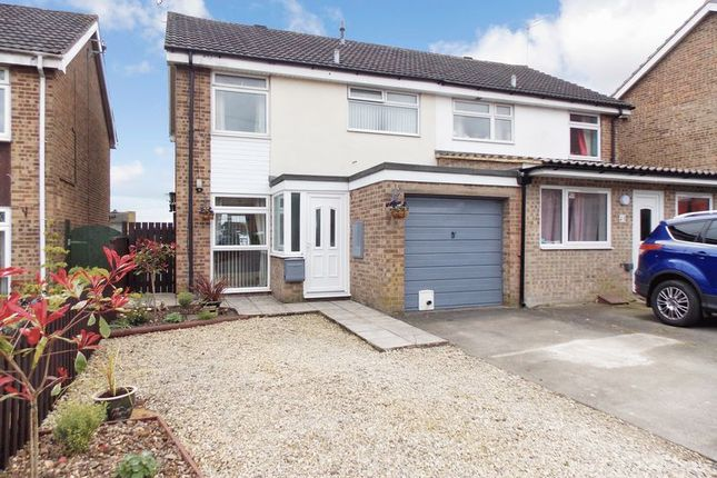 Thumbnail Semi-detached house for sale in Butlers Gardens, Frome