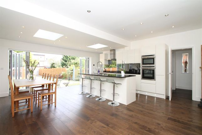 Thumbnail End terrace house for sale in Wentworth Gardens, London