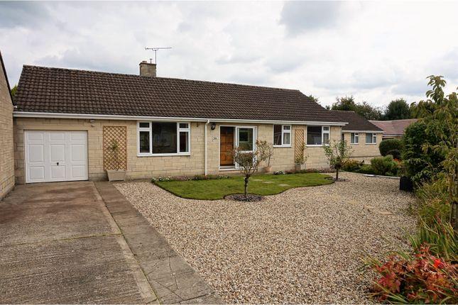 Thumbnail Detached bungalow for sale in Pembroke Green, Malmesbury