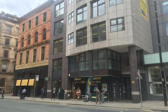 Thumbnail Retail premises to let in 49 Peter Street, Manchester