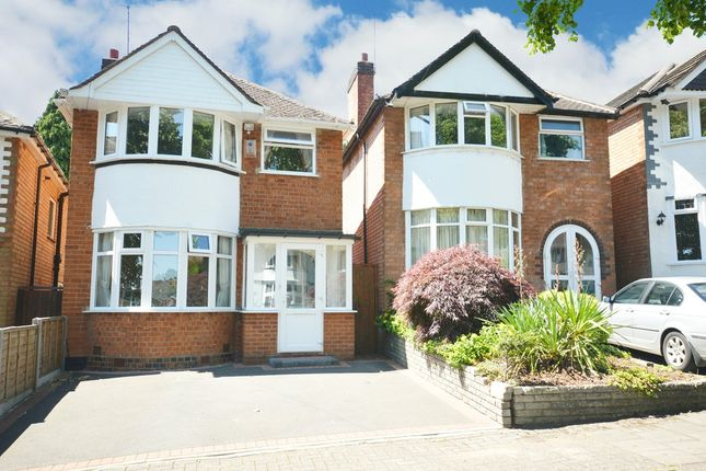 Thumbnail Detached house for sale in Watwood Road, Birmingham