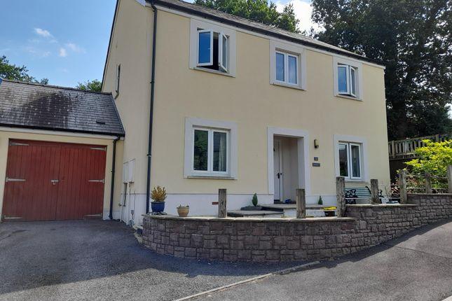 Thumbnail Detached house for sale in Parc Pencrug, Llandeilo