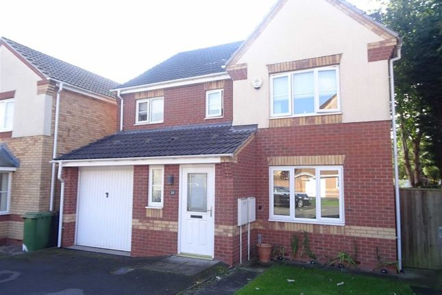 4 bed detached house for sale in Larkspur Grove, Bedworth